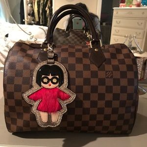 Trina Turk Luggage Tag 💕BAG NOT INCLUDED